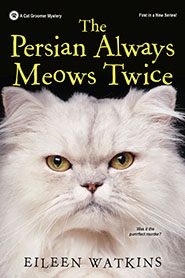 The Persian Always Meows Twice